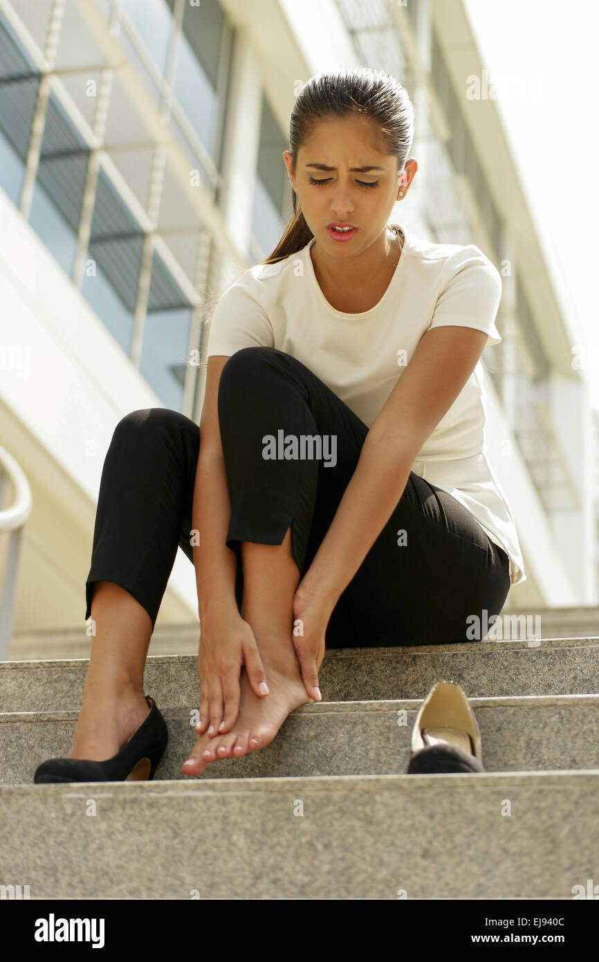 foot pain walking stock photos & foot pain walking stock images - alamy