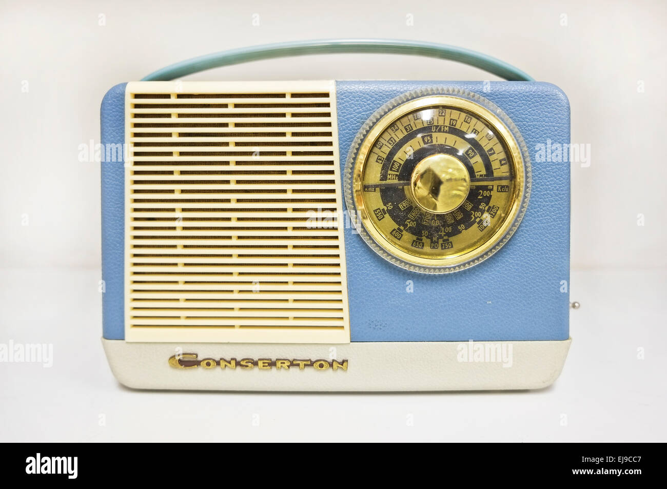 radio - Stock Image