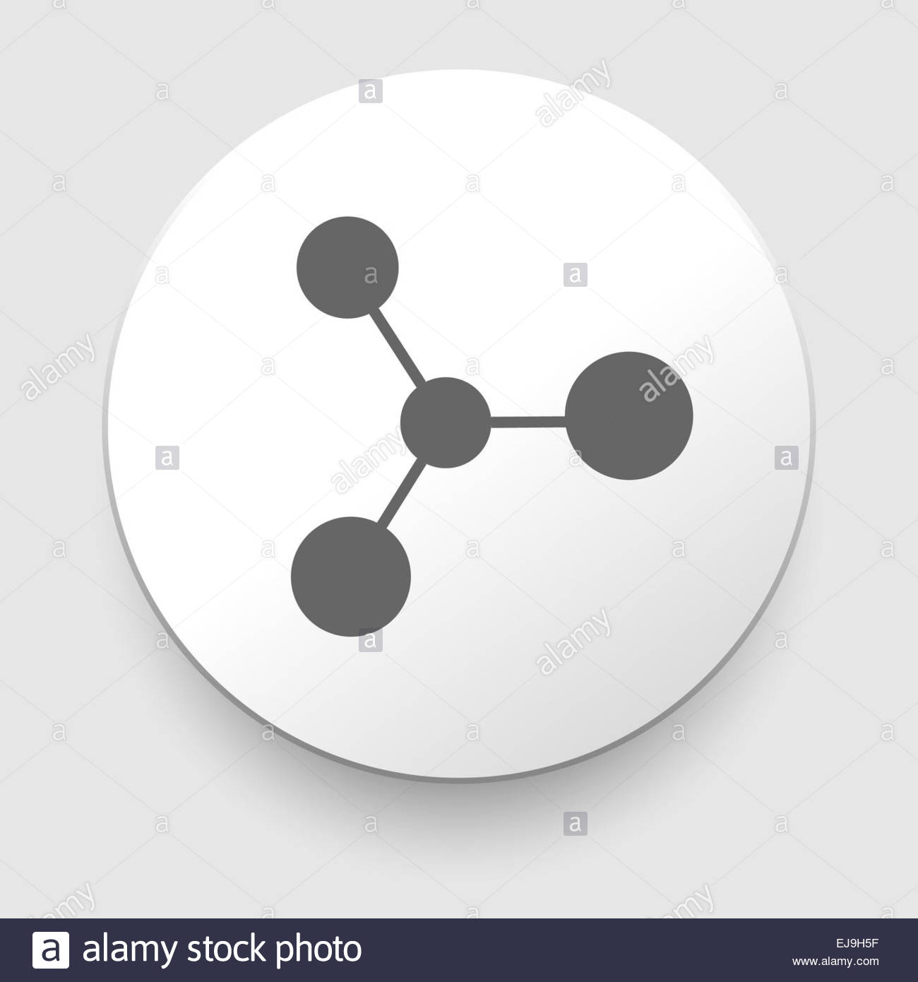 Water Molecule Diagram Black And White.Water Molecule Black And White Stock Photos Images Alamy