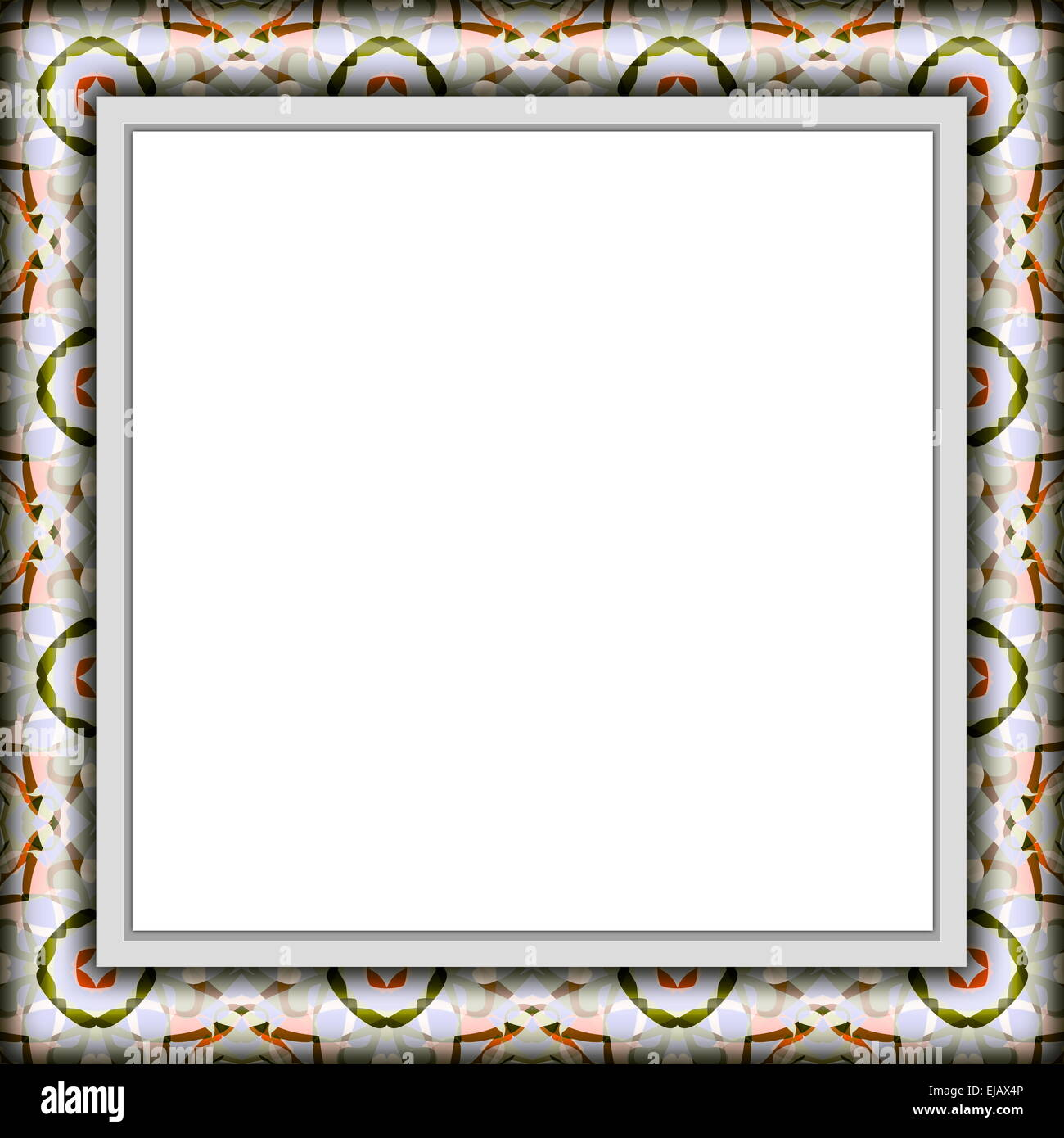 frame with passepartout Stock Photo: 80145318 - Alamy