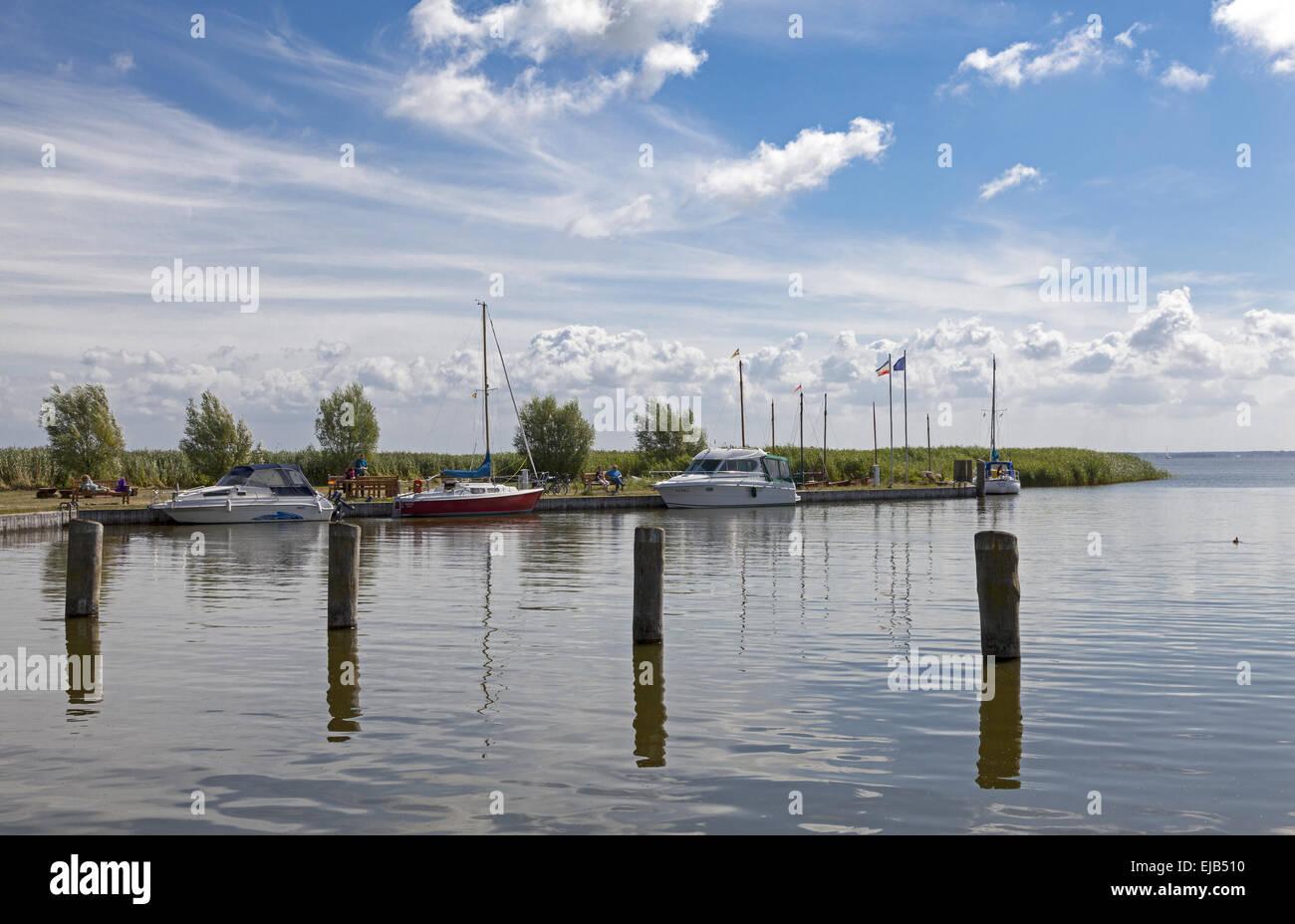 Port Altenhagen - Stock Image