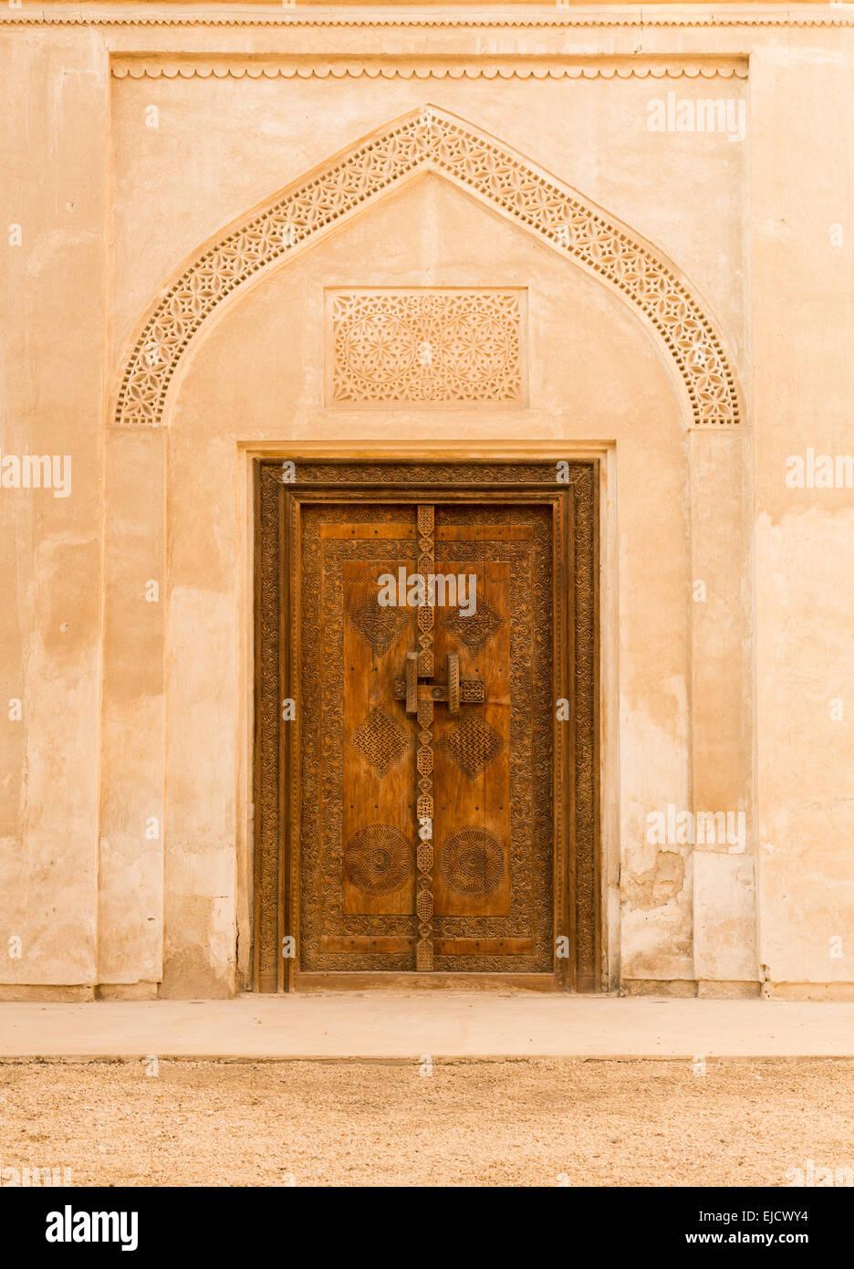 Shaikh Isa bin Ali House Bahrain - Stock Image