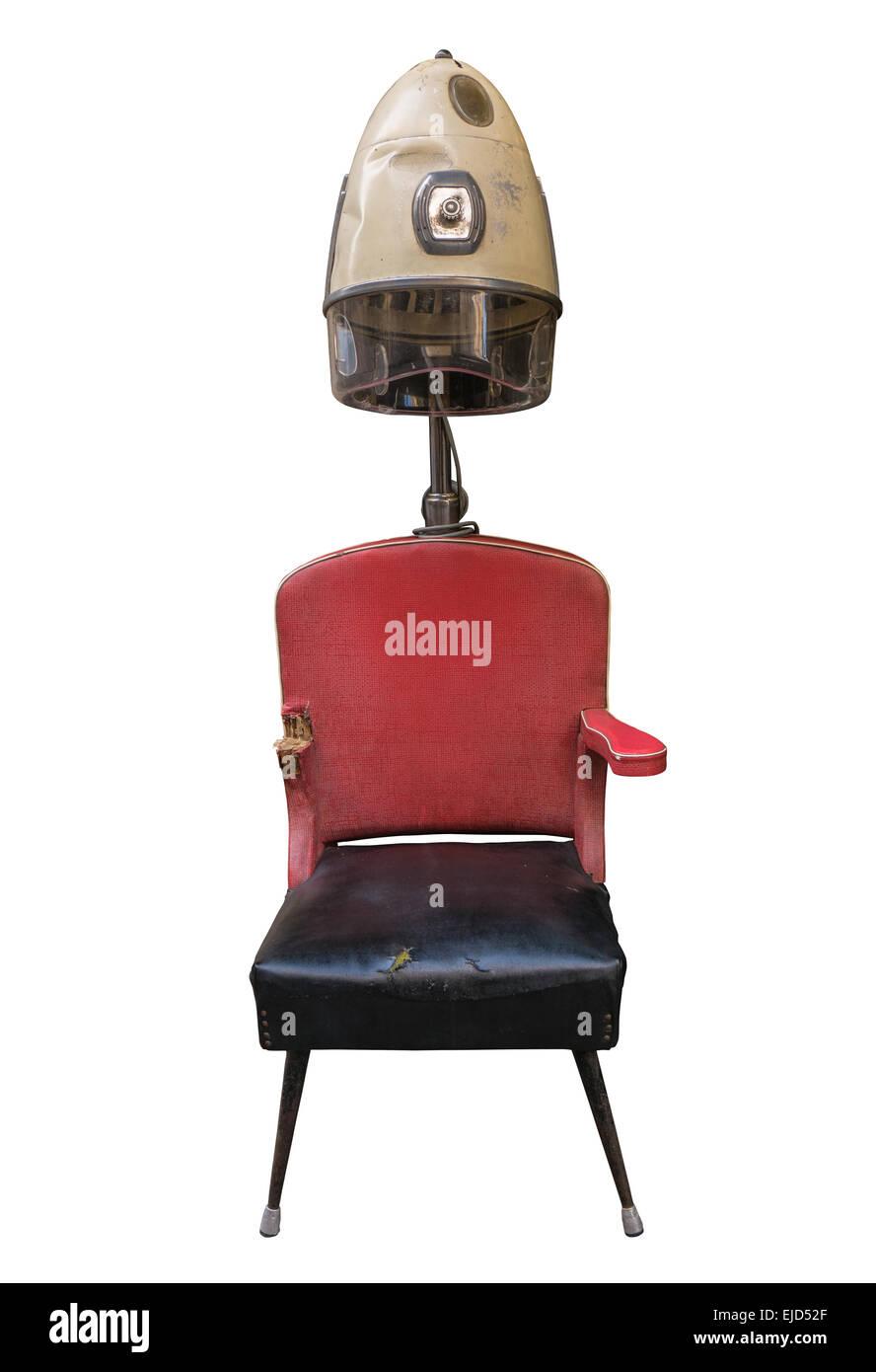 vintage salon chair stock photos vintage salon chair stock images