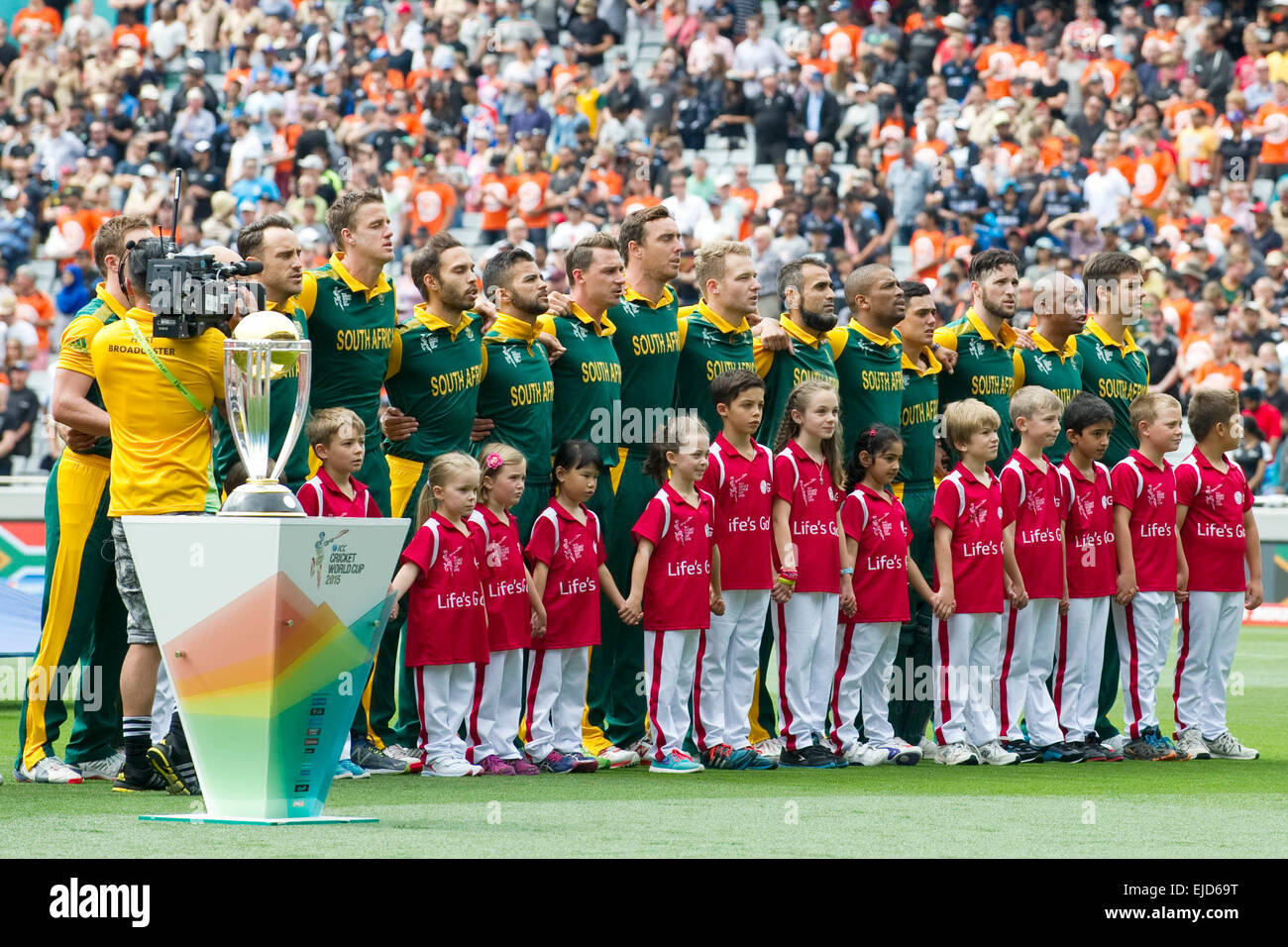 South Africa National Cricket Team Stock Photos South