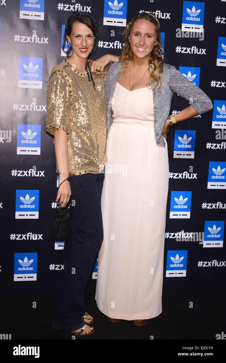 milan fashion week, women spring/summer 2015 - adidas originals