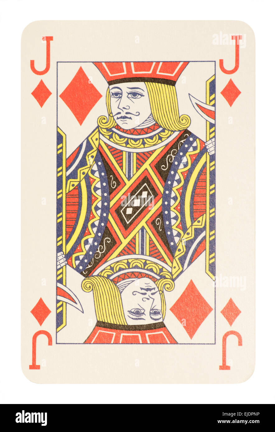 Jack Playing Cards