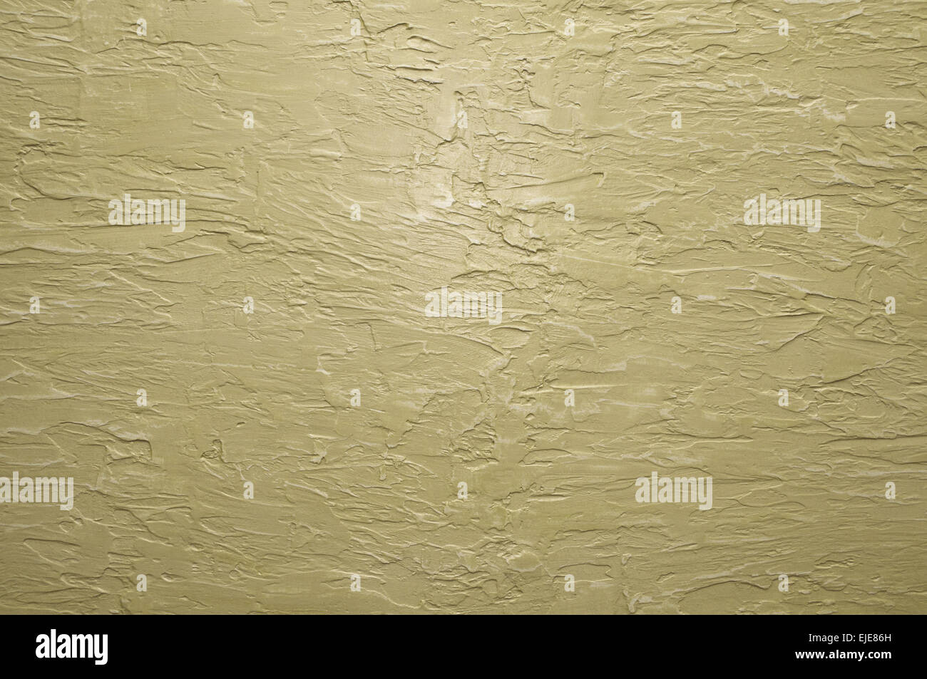 beige wall with plaster relief abstract drawing Stock Photo ...