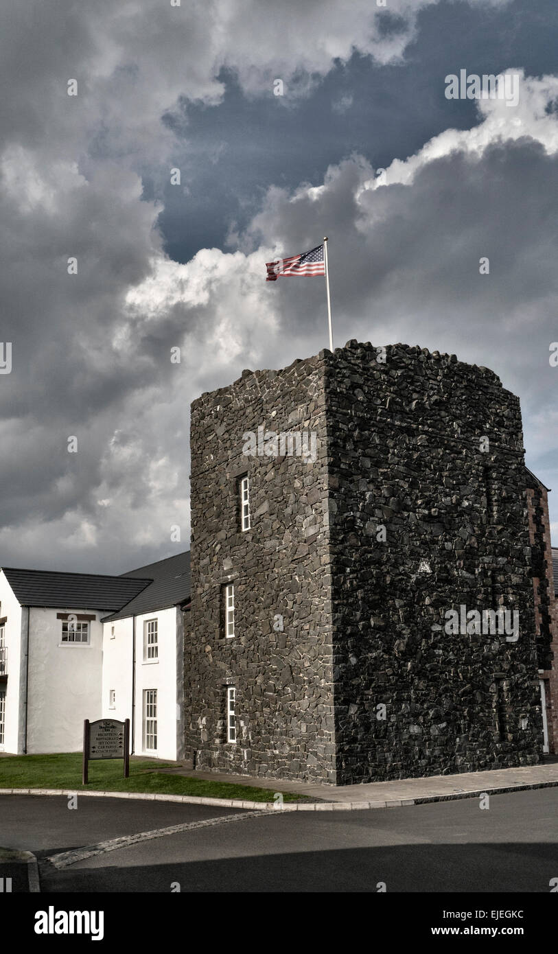 Bushmills Inn Bushmills Northern Ireland - Stock Image