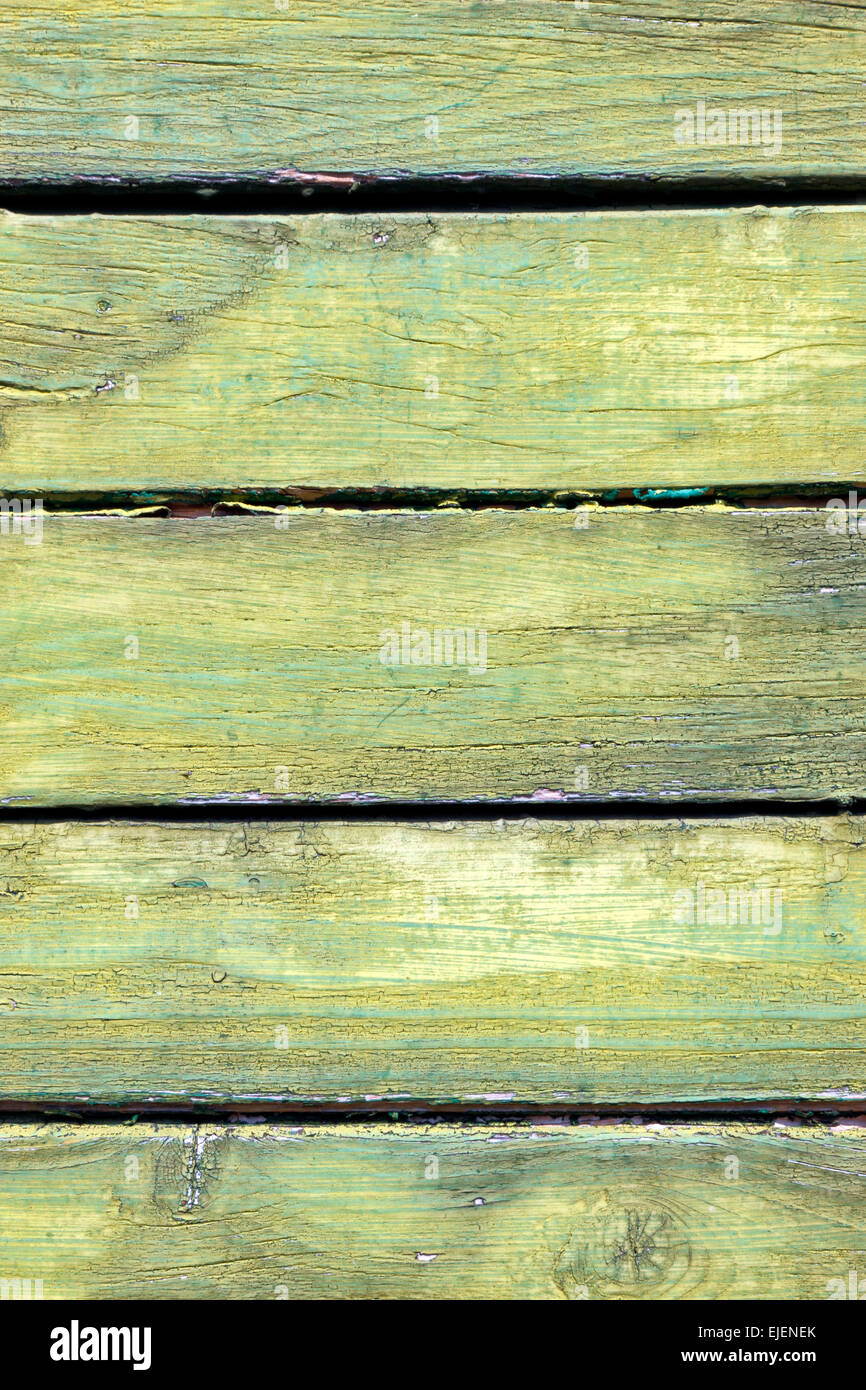 Wooden wall plank texture - Stock Image