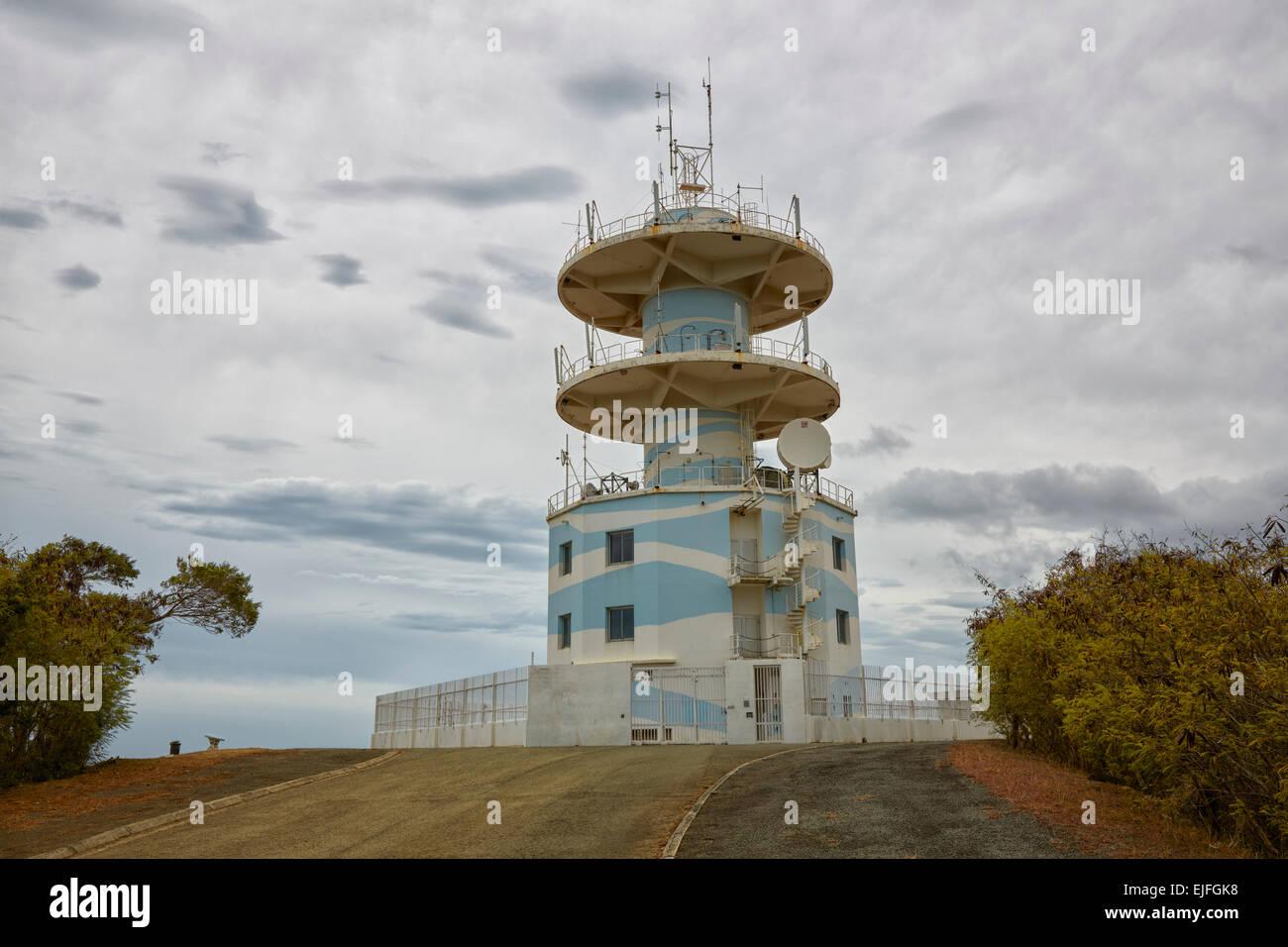 Tour Mobilis de Montravel, Noumea, New Caledonia - Stock Image