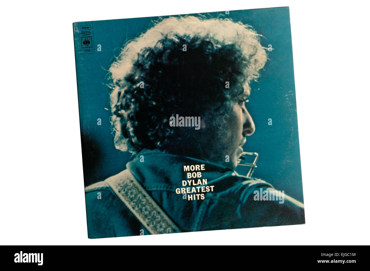More Bob Dylan Greatest Hits, was Bob Dylan's second compilation album released in 1971. - Stock Image
