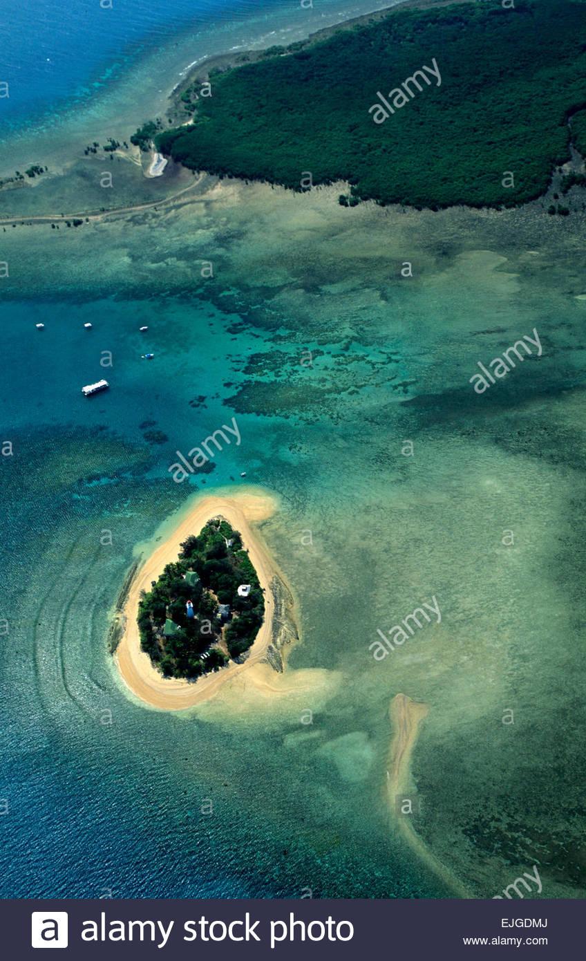 Great Reef, Queensland, Australia. - Stock Image