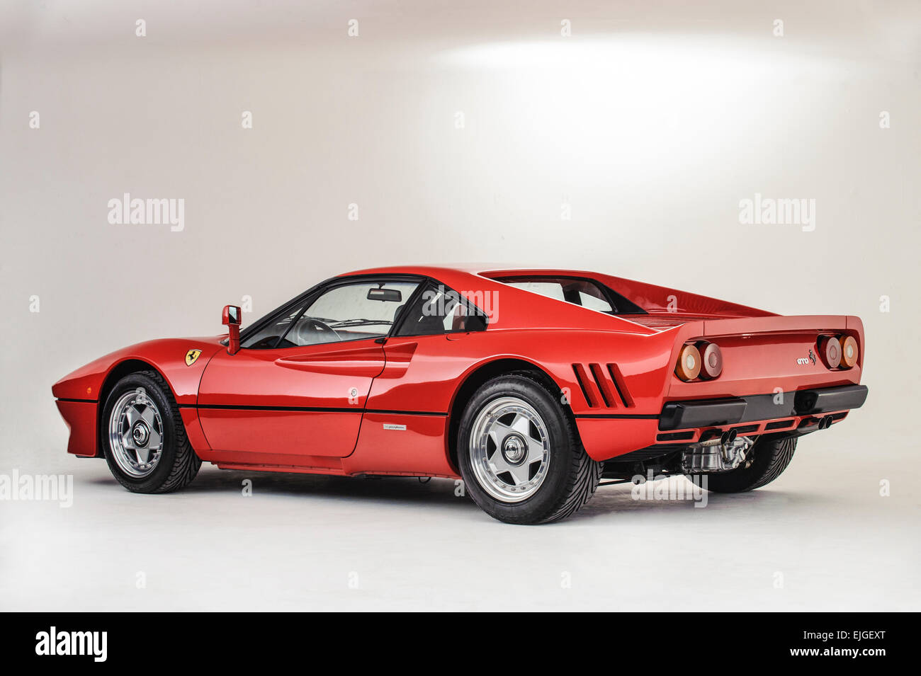 1985 Ferrari 288 GTO - Stock Image