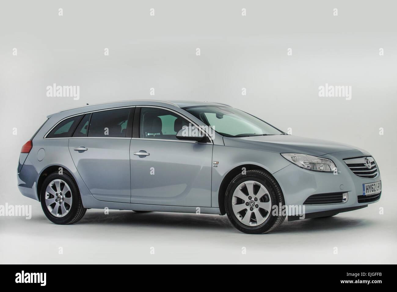 2012 Vauxhall Insignia - Stock Image