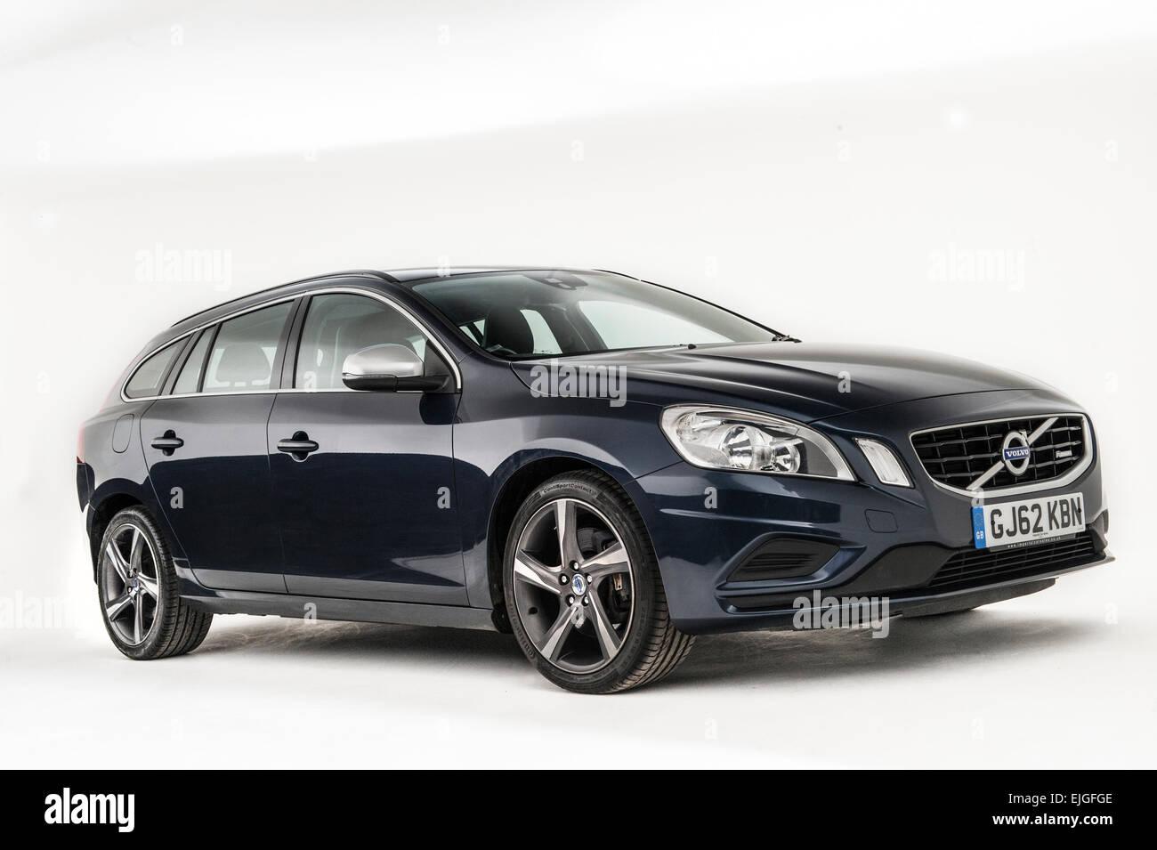 2012 Volvo V60 - Stock Image