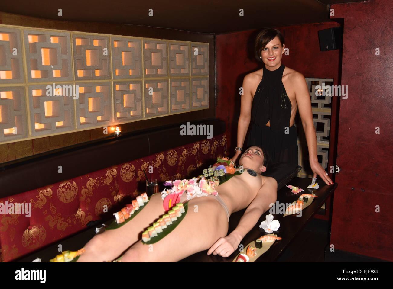 Nude scene from titanic