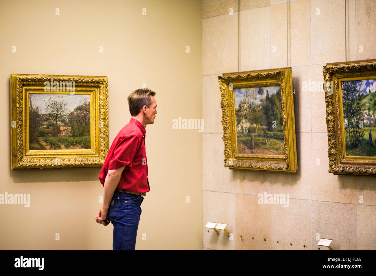 Admiring Art Stock Photos & Admiring Art Stock Images - Alamy