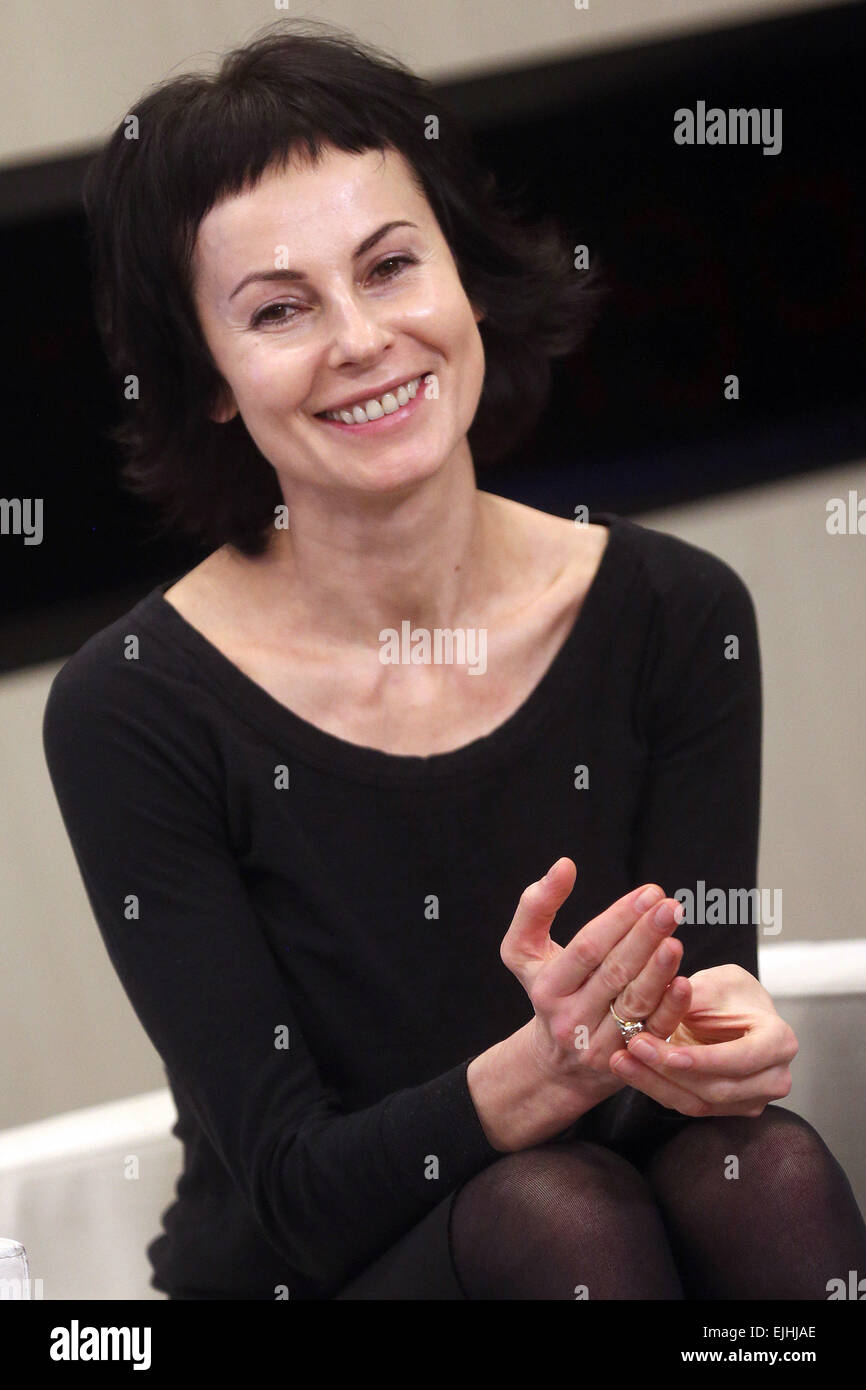 Irina Apeksimova found a replacement as director of the Roman Viktyuk Theater 19.06.2015 44