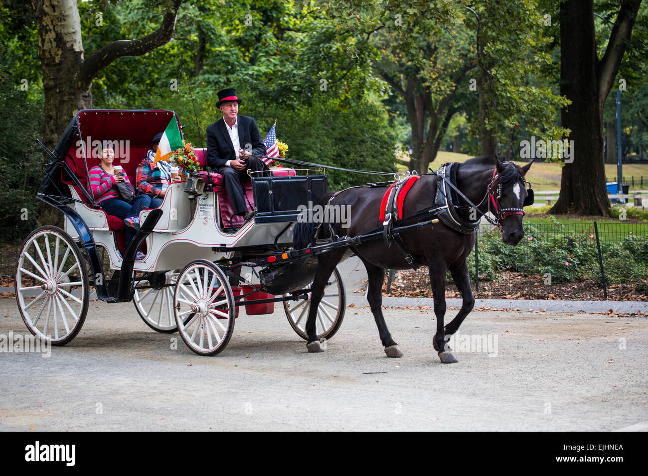 carriage ride stock photos carriage ride stock images alamy. Black Bedroom Furniture Sets. Home Design Ideas
