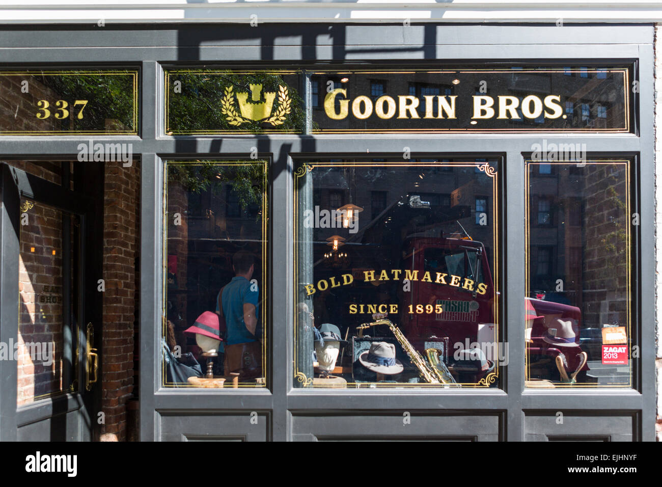 2c01f7eeea6 Goorin Brothers hat shop