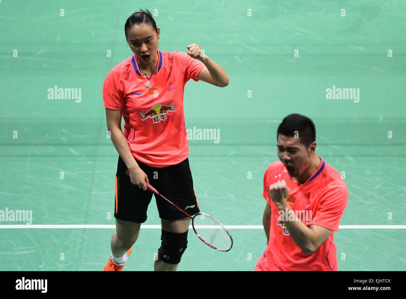 Badminton India Open 2013
