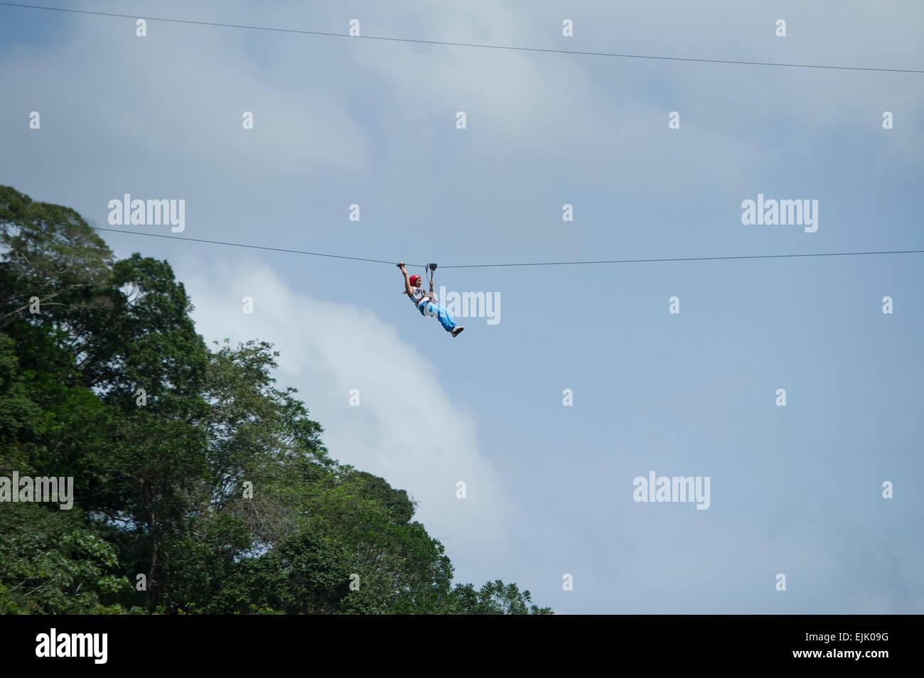 Zip Line Stock Photos & Zip Line Stock Images - Alamy
