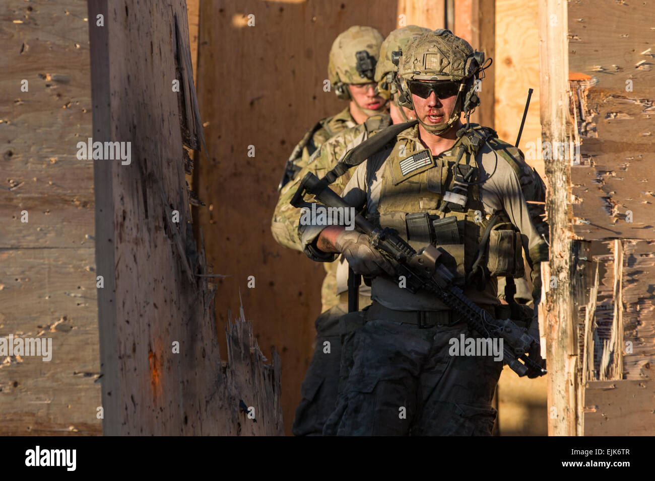 u s army rangers assigned to 2nd battalion 75th ranger regiment