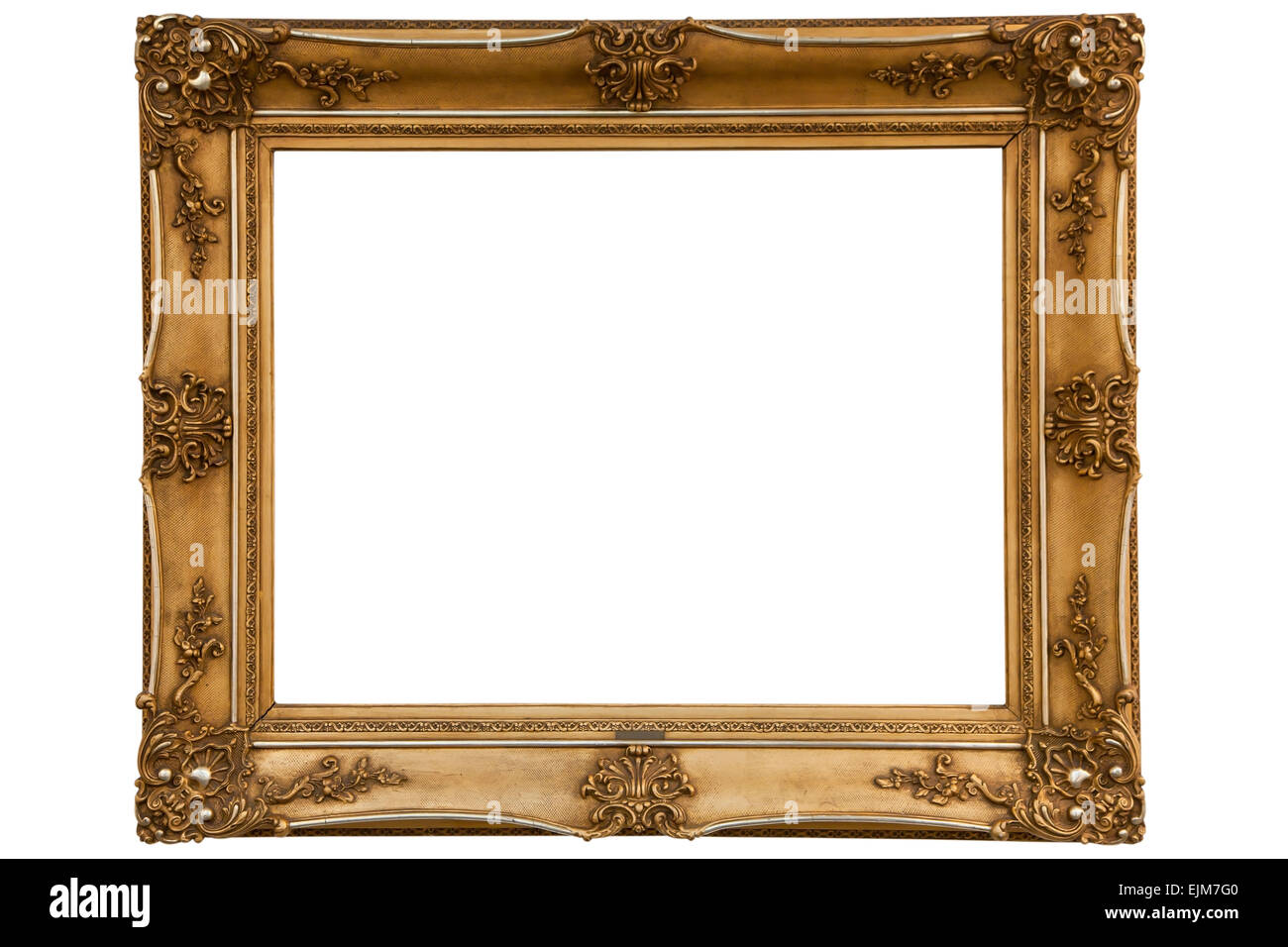 Gilded Picture Frame Stock Photos & Gilded Picture Frame Stock ...