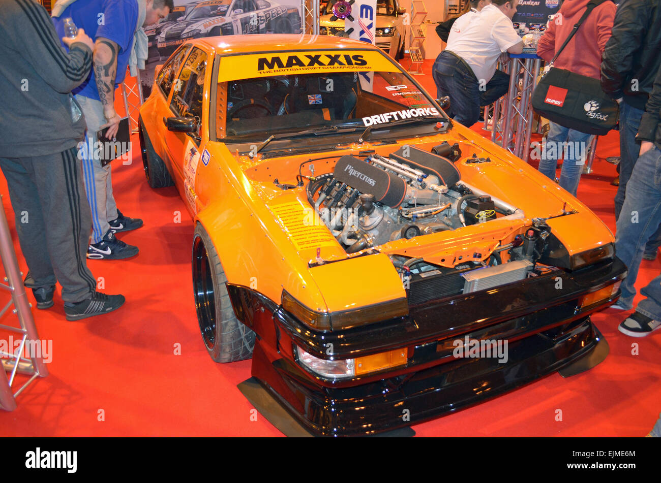 Driftworks AE86 Drift Car - Stock Image