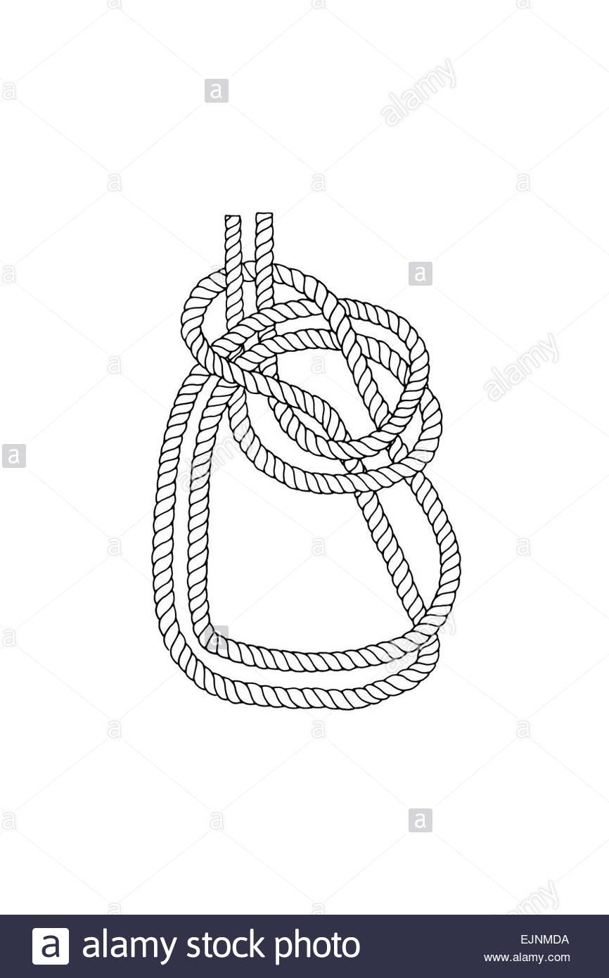 Bowline Knot Diagram Bowline Knot Diagram