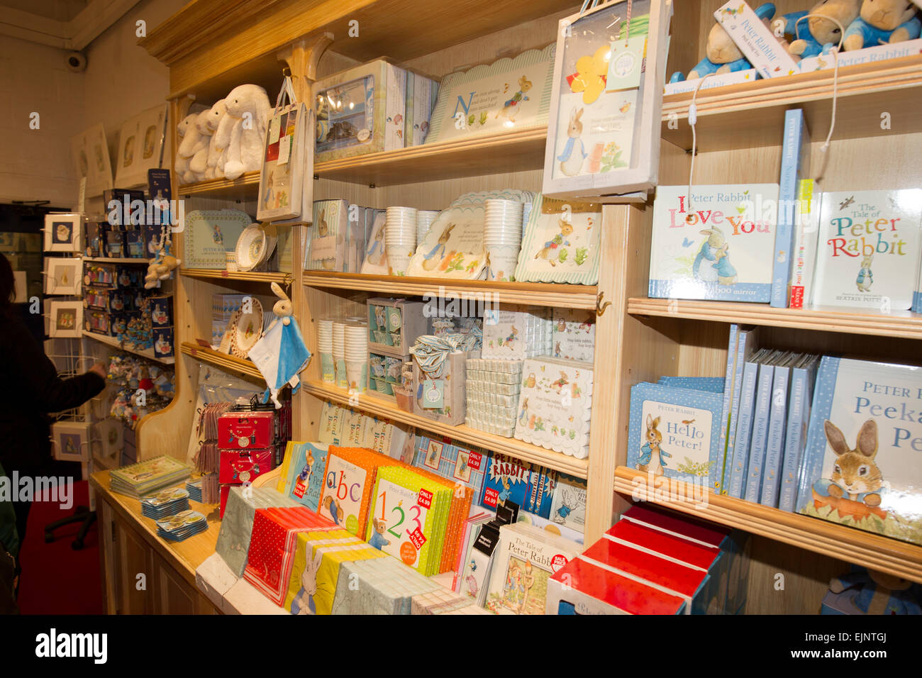 The World of Beatrix Potter attraction - Stock Image