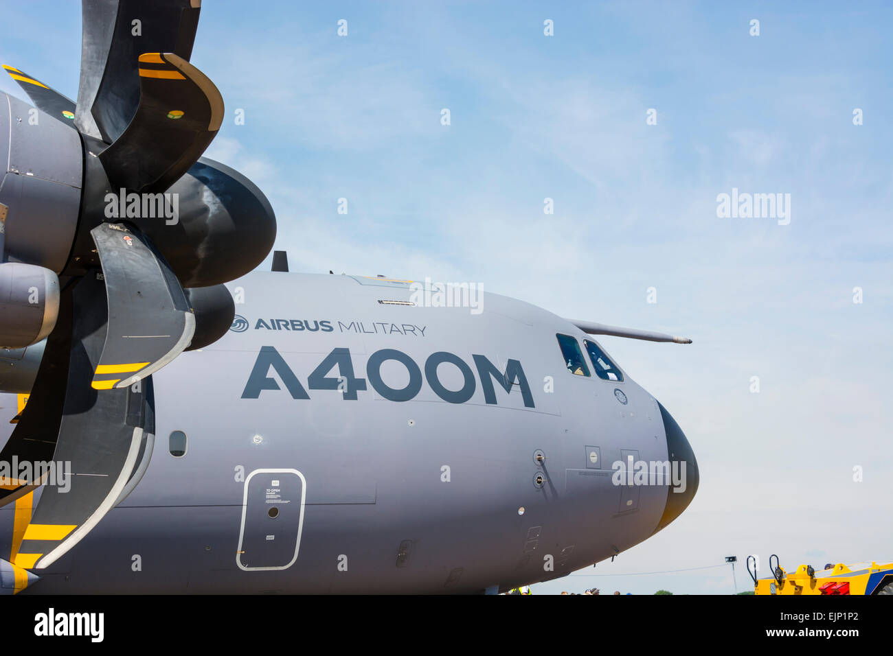 Airbus A400M Atlas aircraft - Stock Image