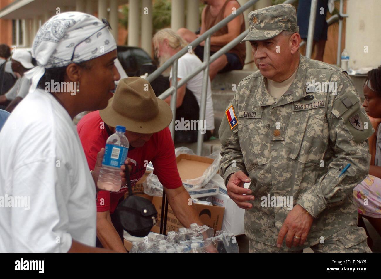 Maj Liendo Alvaro A Laredo Texas Native With The State Guard Medical