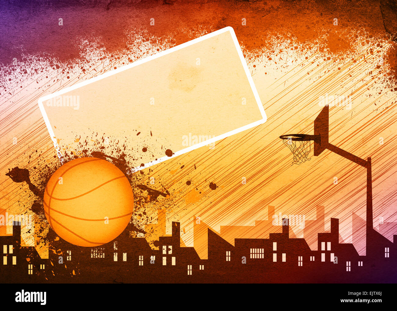 Basketball Background Stock Photos Basketball Background Stock
