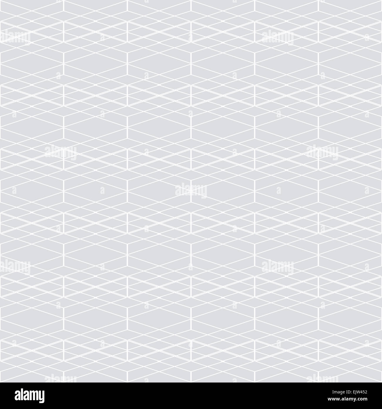Seamless symmetrical geometric shapes, triangle, lozenge vector textile backdrop. Can be used as fabric pattern. - Stock Image