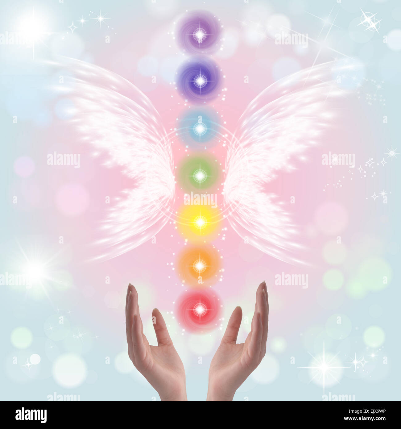 Spirit Of Healing Stock Photos & Spirit Of Healing Stock Images - Alamy
