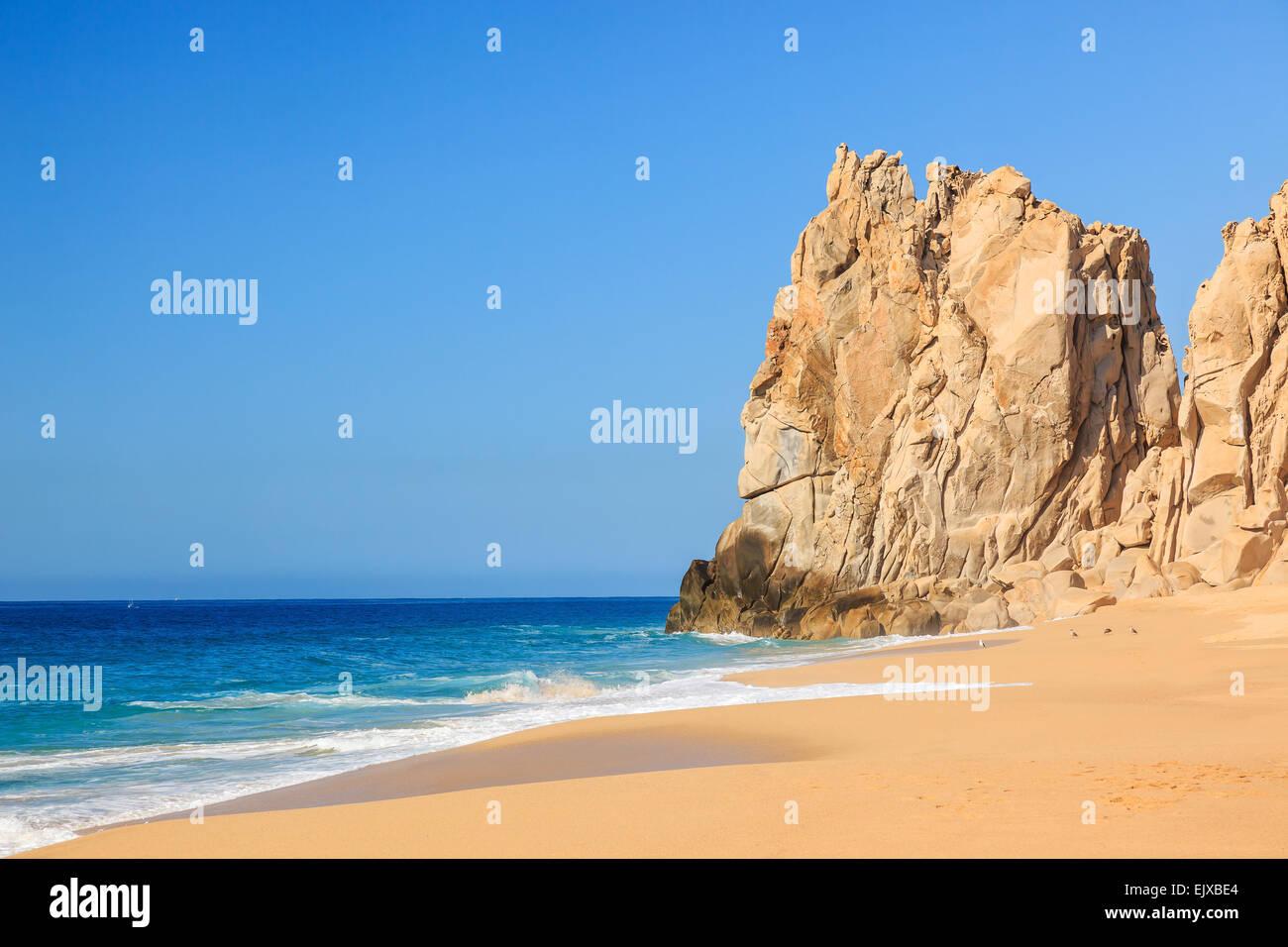 Cabo San Lucas, Mexico - Stock Image