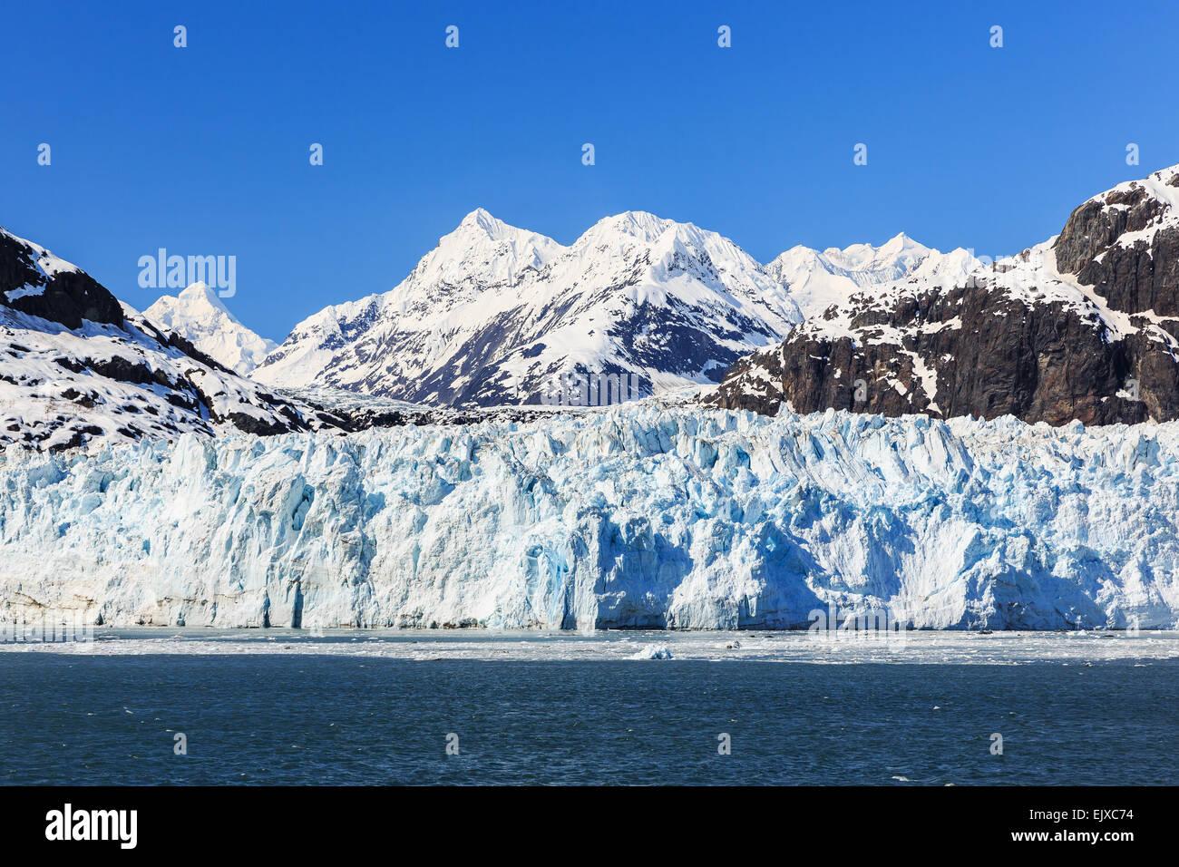 Glacier Bay National Park, Alaska - Stock Image