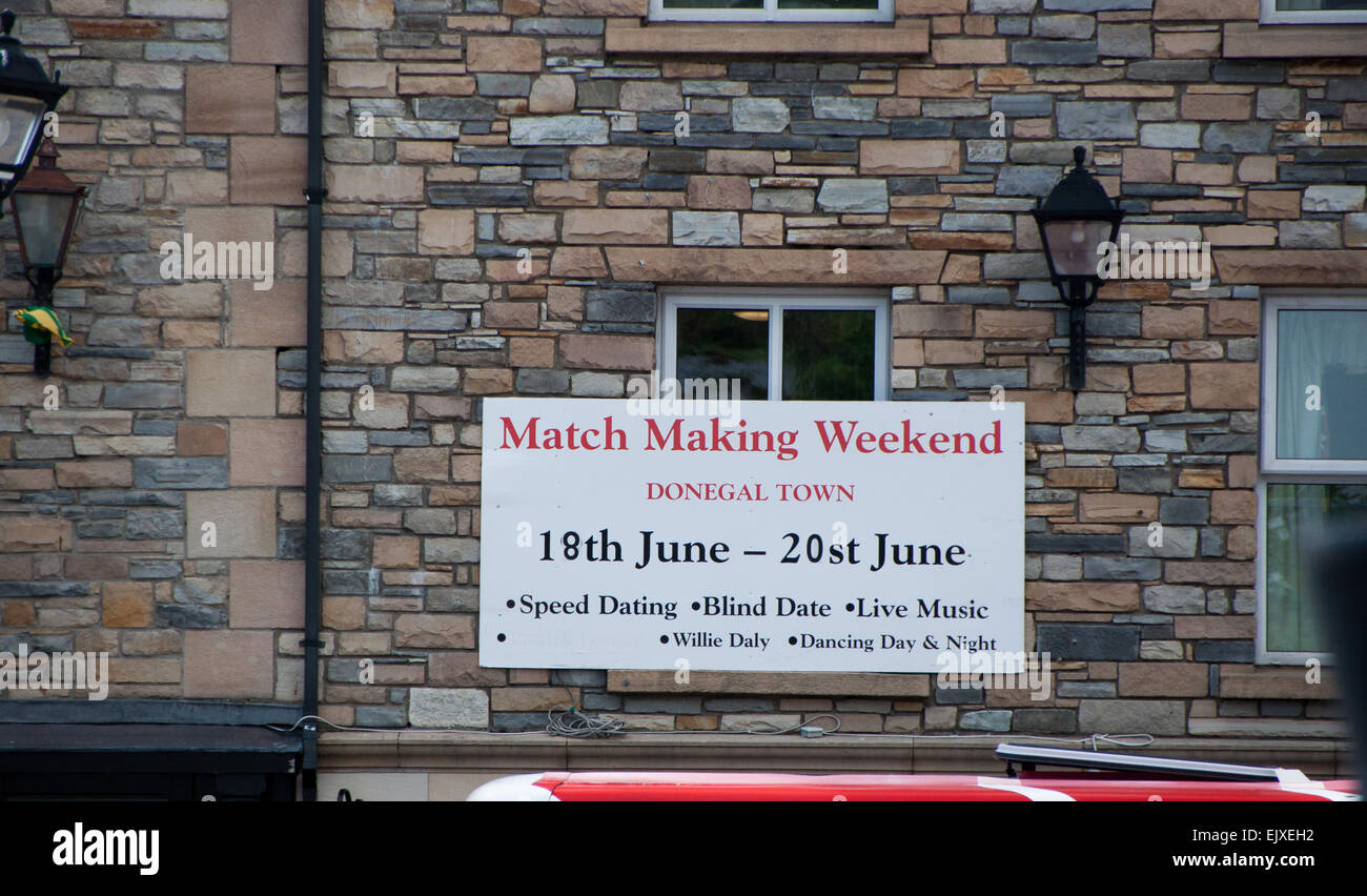 The Matchmaking Festival | brighten-up.uk | Welcome to Ardara, Co