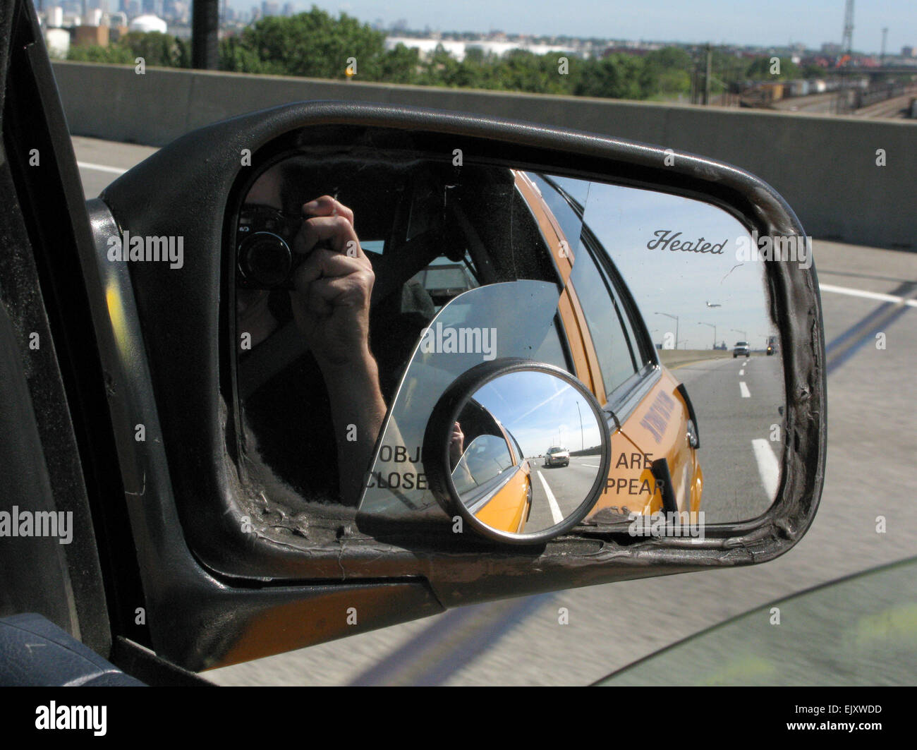 Objects In Mirror May Be Closer Than >> Objects In The Mirror May Appear Closer Than They Are Driving Into
