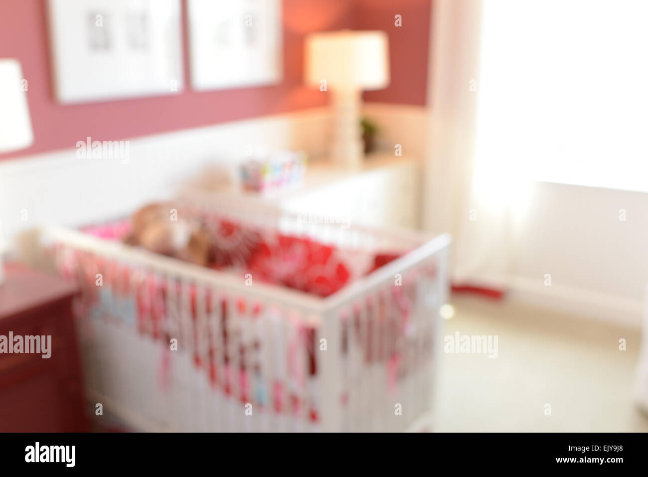 retro baby furniture. Blur Baby Crib With Retro Instagram Style Filter Furniture