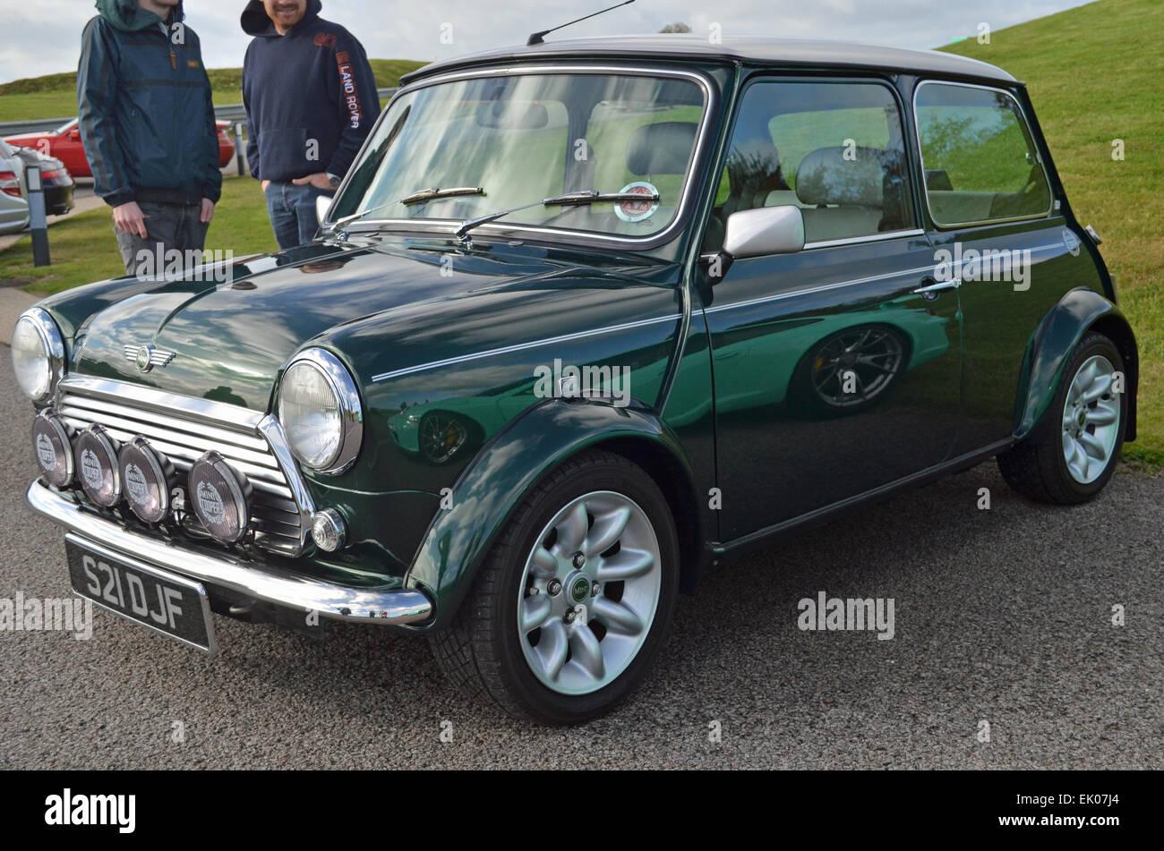 Mini Racing Stock Photos Mini Racing Stock Images Alamy