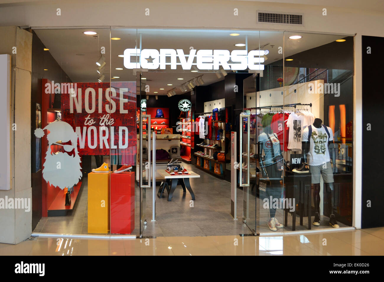 210544c92d2de Converse fashion wear in Gaisano Mall is one of the most fashionable foot  and casual wear