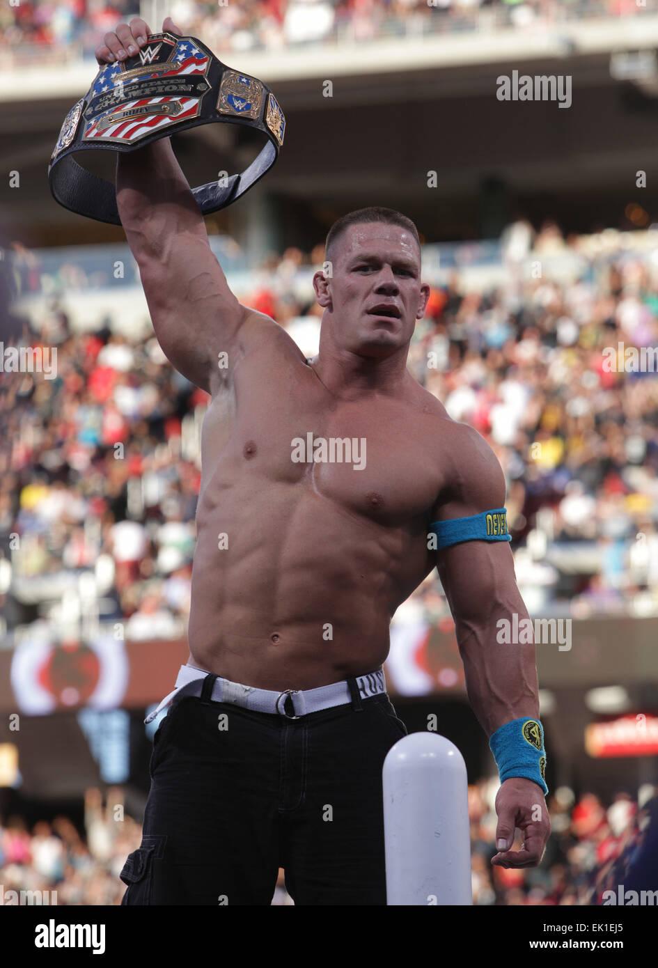John Cena Stock Photos John Cena Stock Images Alamy