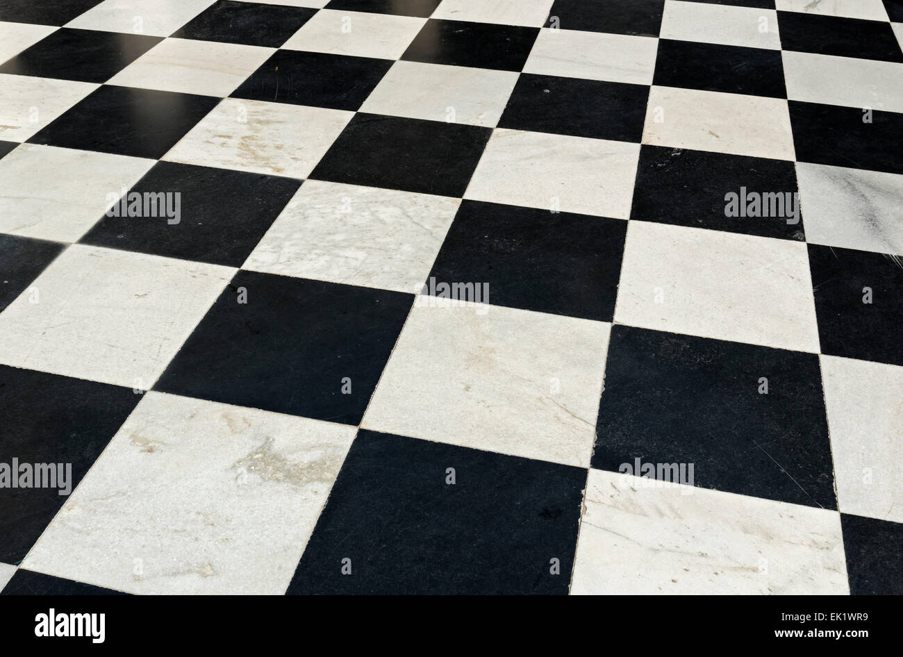 Checkerboard Floor High Resolution Stock Photography And Images Alamy