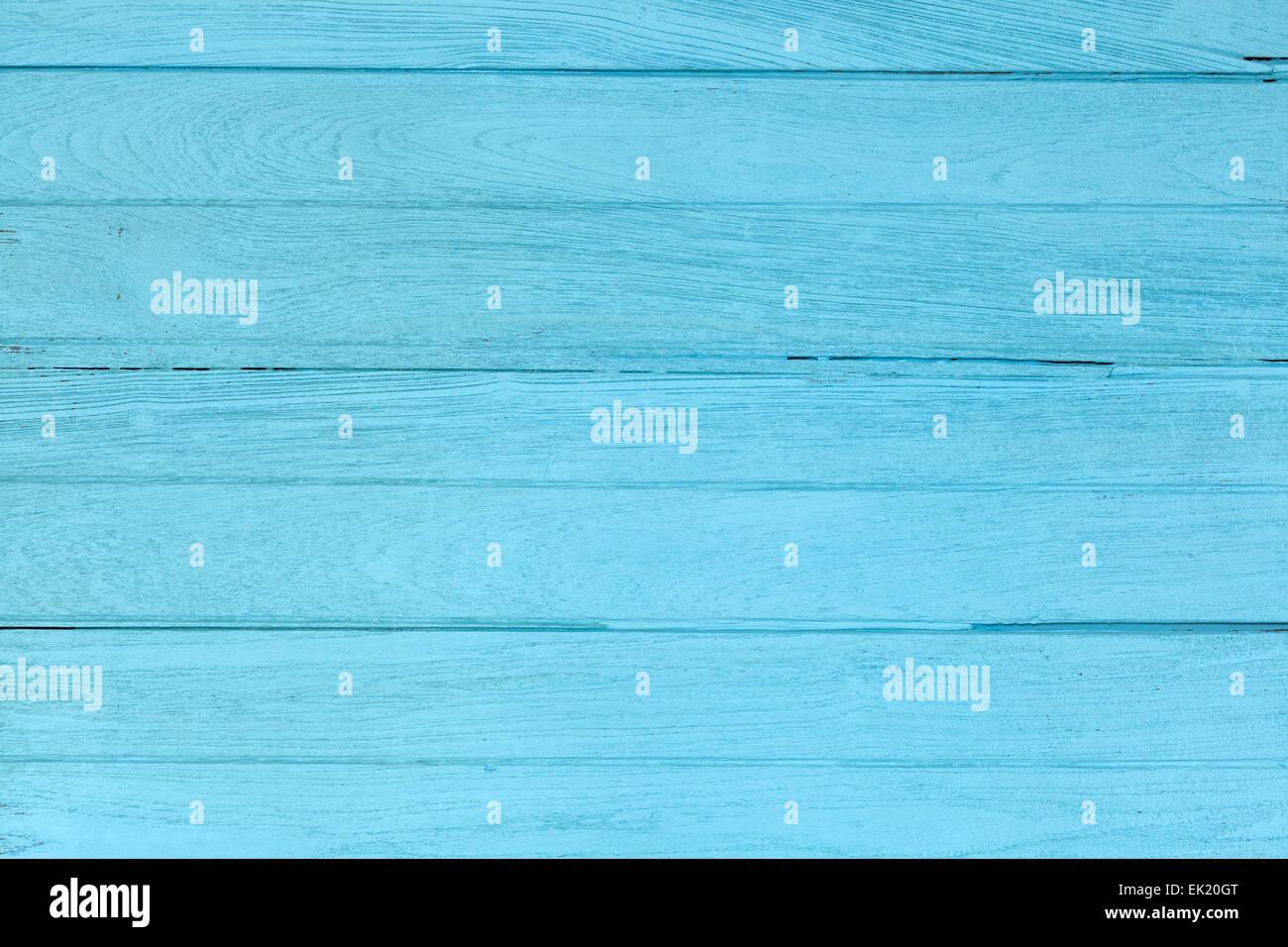 wood  teak blue  background  texture wallpaper - Stock Image