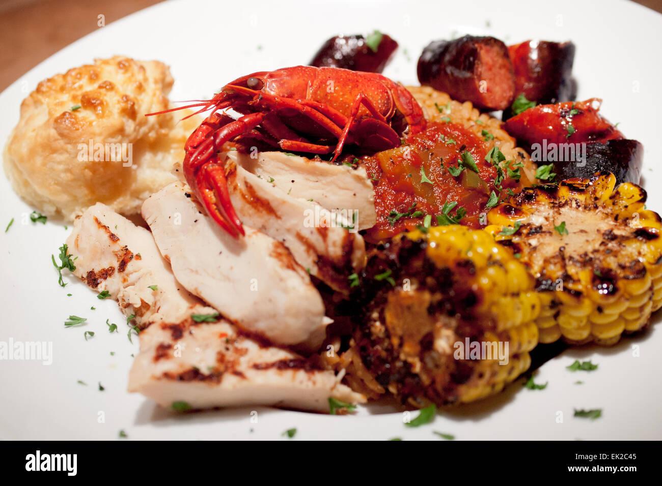 Yellow Bowl Restaurant Louisiana Menu