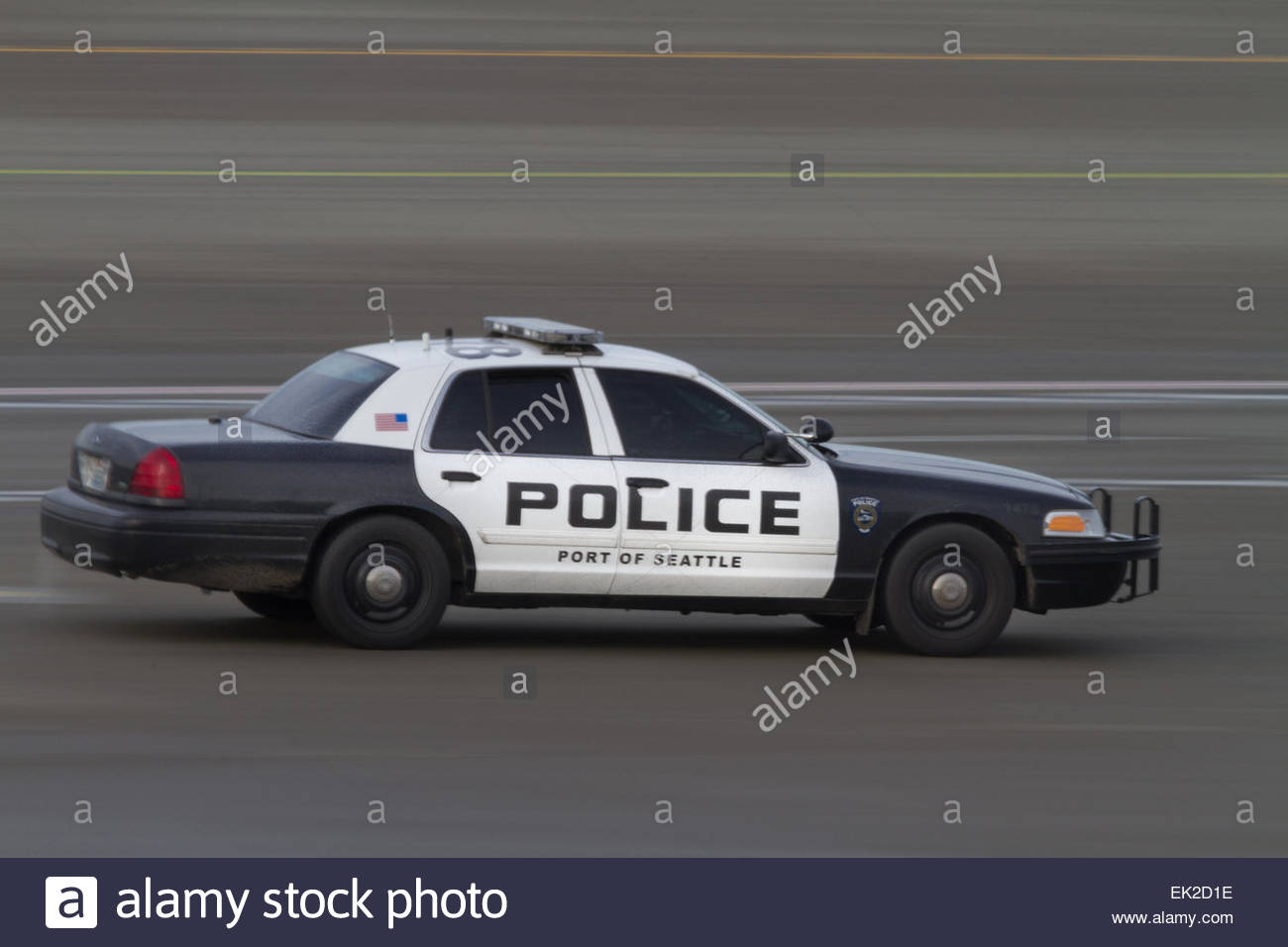 Police Car Chase Stock Photos Amp Police Car Chase Stock