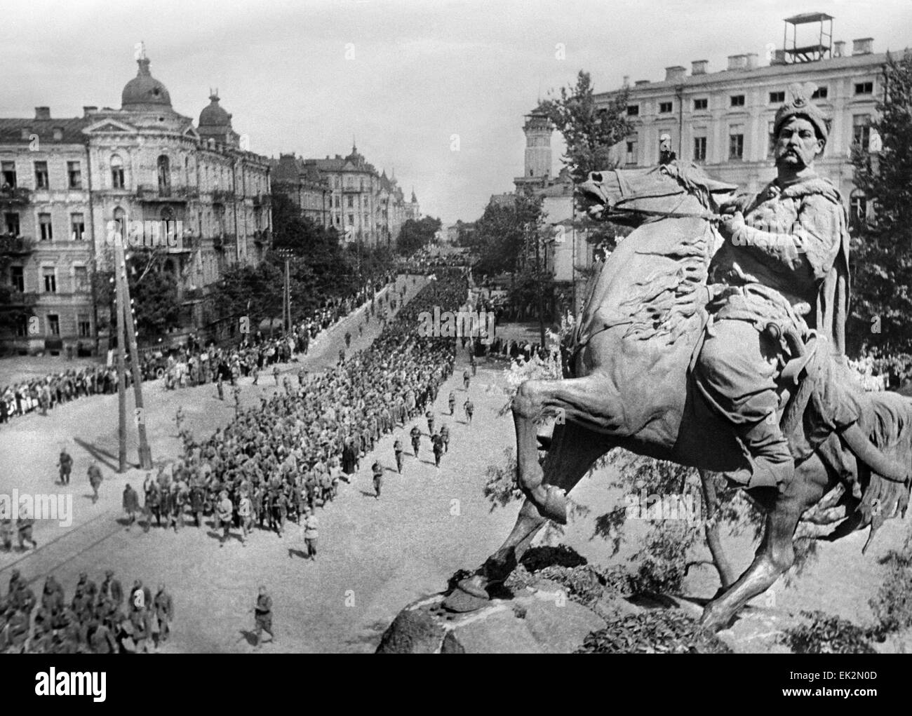 The city of Kiev, the liberation from the Nazi invaders: date, value. Kiev offensive operation in 1943 22