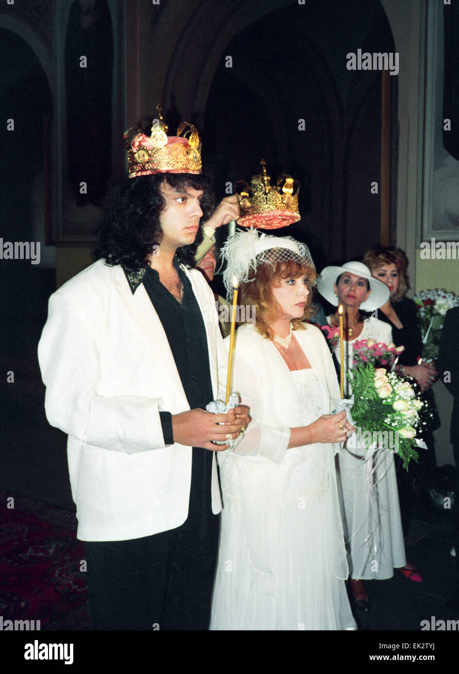 Alla Pugacheva on the first wedding ceremony: Bes beguiled on 11/18/2017 78
